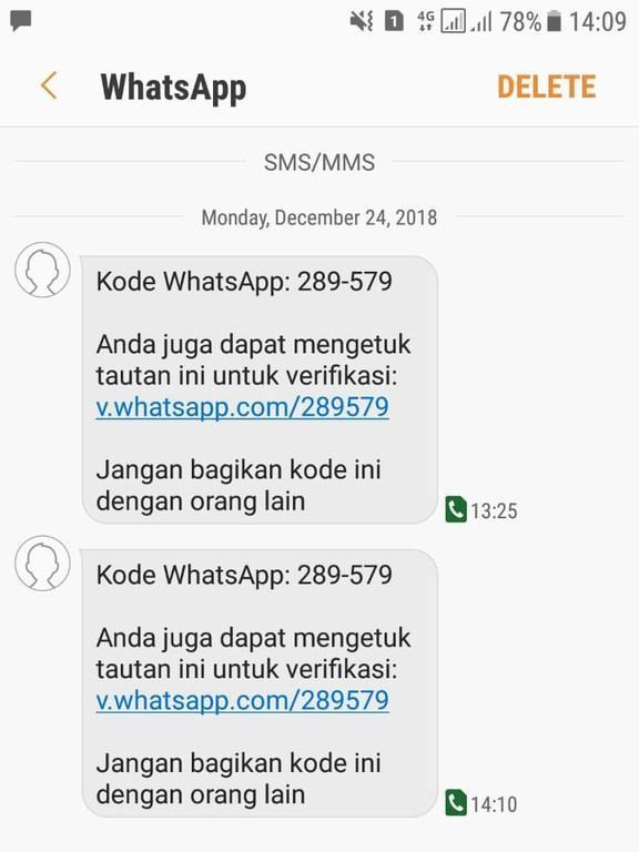 Hati Hati Whatsapp Mudah Dijebol Diskominfo Kab Natuna